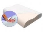 Ортопедическая подушка MaterLux Anna (2 волны)