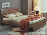 Кровать Мелисса  гнутая спинка