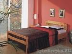Кровать Новь с решеткой