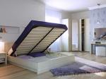 Кровать Сунна с подъемным механизмом